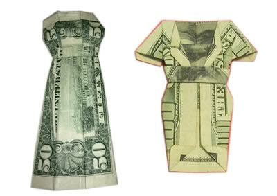 money origami dress simple origami patterns patterns gallery