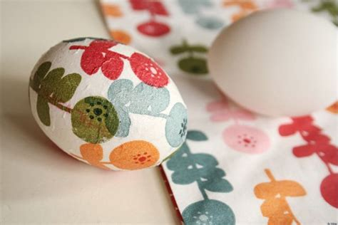 decoupage eggs easter ideas colorful decoupage eggs are a new spin on
