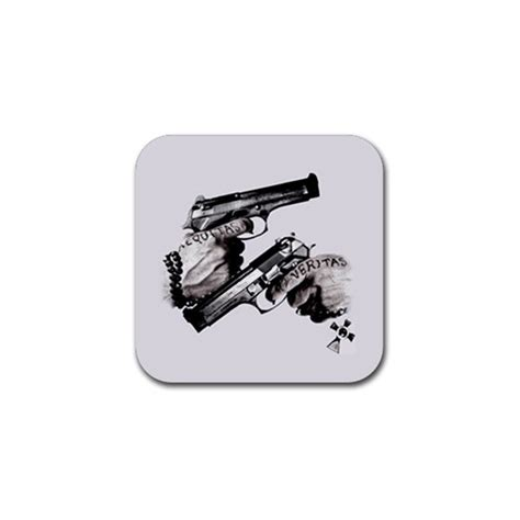 rubber st printer the boondock saints rubber coaster on stuff