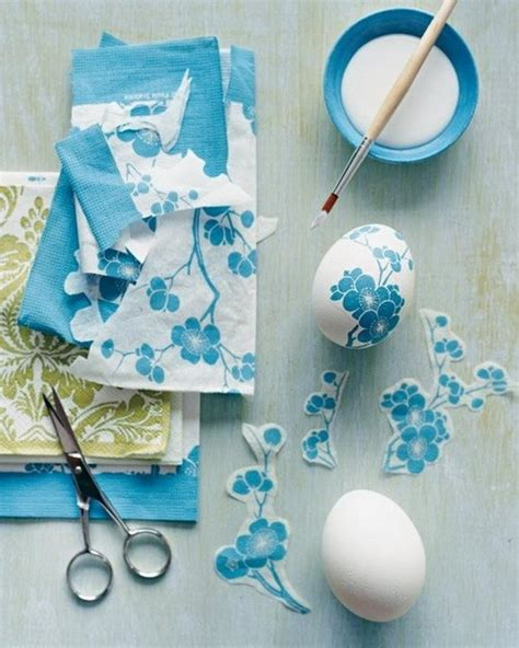 craft ideas with paper napkins 20 diy egg decorating ideas tutorials hative