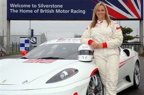 Vicki Fifth Gear by Ausmotive 187 Vicki Butler Henderson All Set For