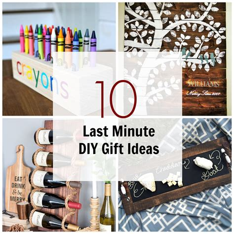 diy woodworking gifts 10 last minute diy wood gifts that you can make