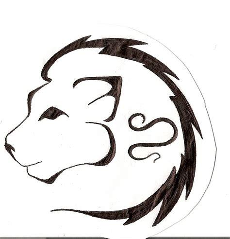 leo tattoo design by captainlozzy on deviantart