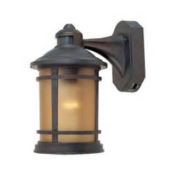 motion lights motion activated outdoor wall light with photocell sensor