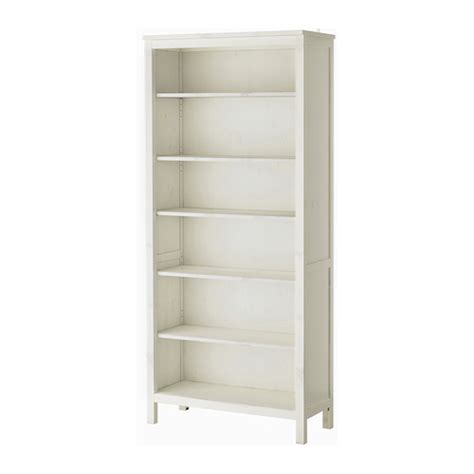 wooden bookshelves ikea hemnes bookcase white stain ikea