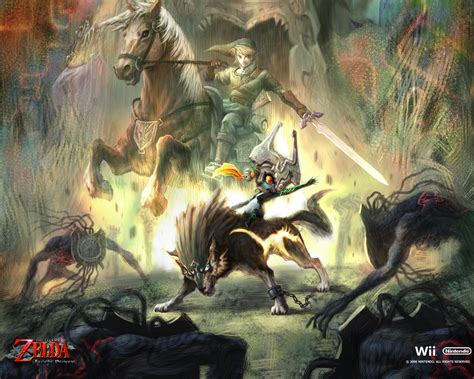 twilight princess from twilight depths to hyrule fields delving back into