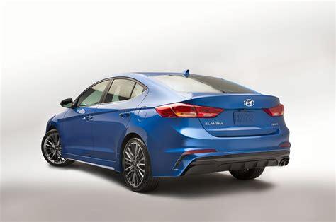 Hyundai Elantra 07 by 2017 Hyundai Elantra Sport Starts At 22 485 Motor Trend