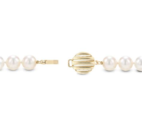 clasp for jewelry flat pearl necklace clasp pearl clasp