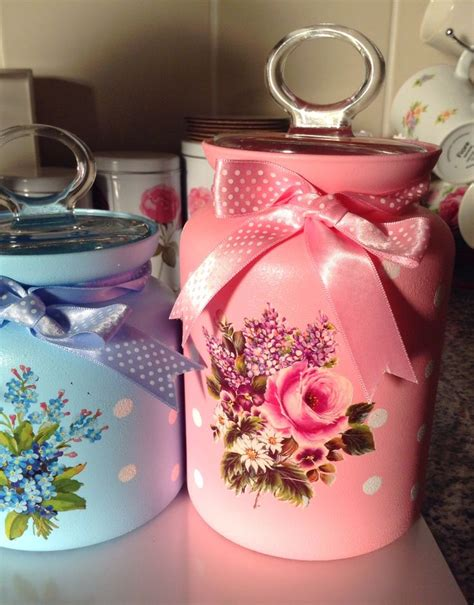 decoupage on glass jars best 25 decoupage jars ideas on definition of