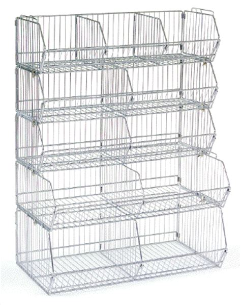 nexel wire shelving wire bin dump shelves storage bins