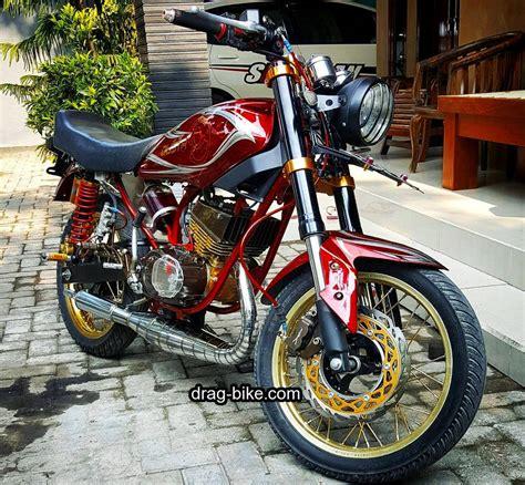 Modif Rx King Keren by 79 Modifikasi Motor Rx King Merah Terbaru Kuroko Motor