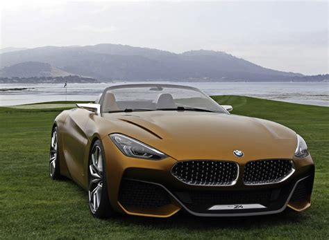 Bmw Of by Bmw 8 Series And Z4 Concept Pigs Fly Newspaper
