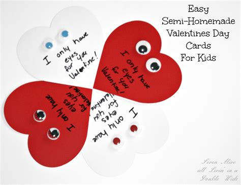 make valentines day cards 3 easy semi valentines day cards seven alive