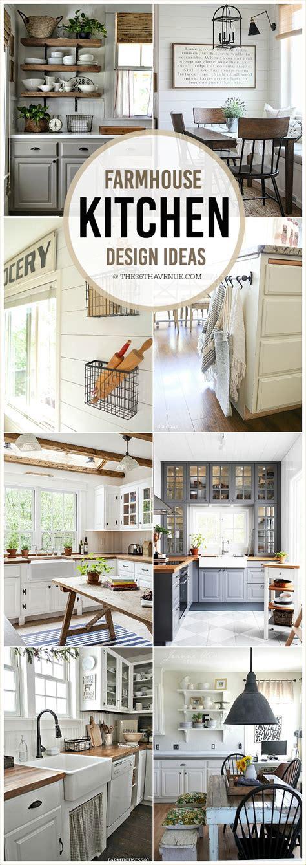 farmhouse kitchen design ideas farmhouse kitchen decor ideas the 36th avenue