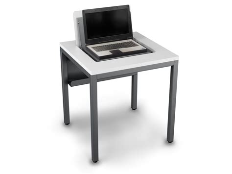 school desk laptop table laptop desk with fliptop