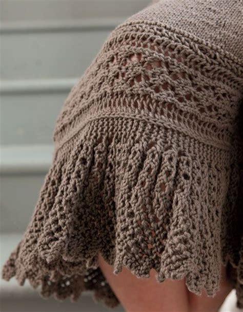 knitted skirt pattern junonia skirt pattern knitting patterns and crochet