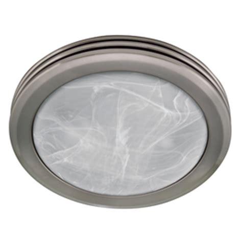harbor bathroom fan with light shop harbor 2 sone 80 cfm nickel bathroom fan with