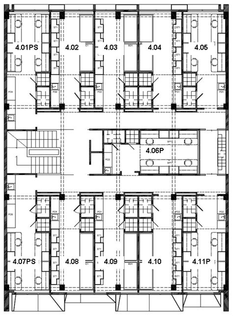 House Plans With Separate Apartment dormus mypods floor plan