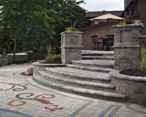 brick patio ideas concrete pavers 15 creative paver design ideas tips