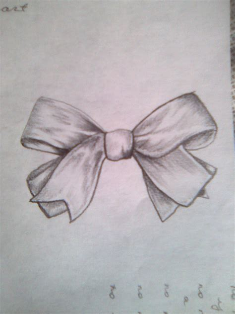 bow sketch by nightsqueen on deviantart