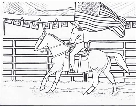 free coloring pages of horse tack to colour in