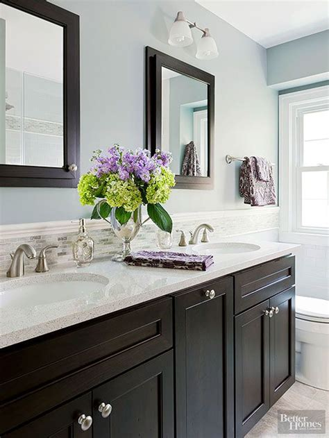 Neutral Bathroom Color Schemes by Best 25 Vanity Bathroom Ideas On Black