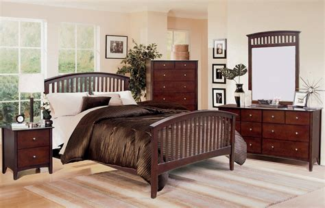 mission style bedroom sets lawson mission style cappuccino finish bedroom set free