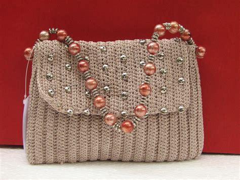 crochet bags with disha foundation handmade crochet bags