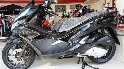 Pcx 2018 Thailand by Honda Pcx 150 2018 Black