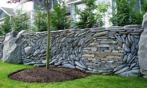 garden wall stones cement patio stones retaining wall garden edging
