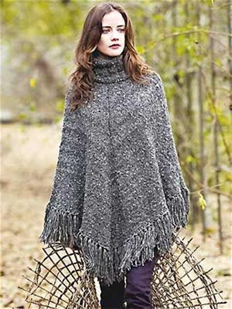 how to knit a poncho for beginners pattern 25 unique poncho patterns ideas on free