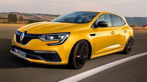 Renault Megane Rs by 2018 Renault Megane Rs To 300 Hp Awd