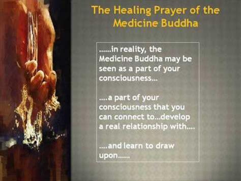 buddha prayer the medicine buddha healing mantra