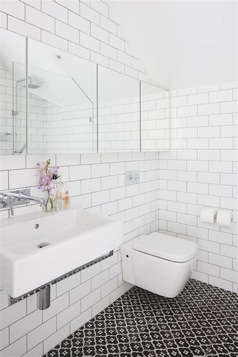 Large White Tiles For Bathroom by Popular Materials Of White Tile Bathroom Midcityeast