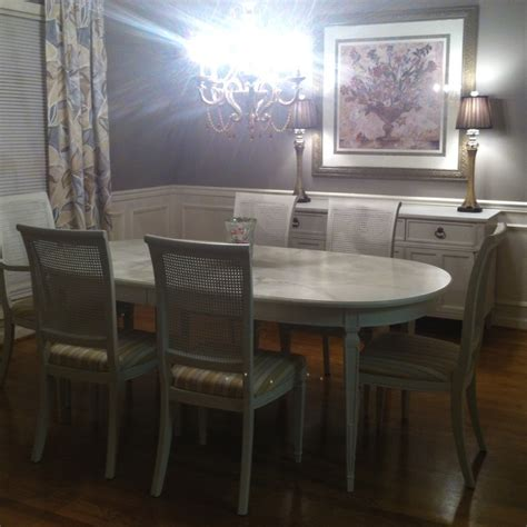 craigslist dining room sets craigslist dining room set makeover for the home