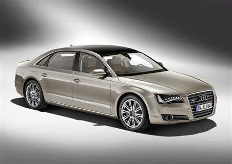 Audi A8 L W12 by 2012 Audi A8 L W12 With 500 Horsepower Priced At 133 500