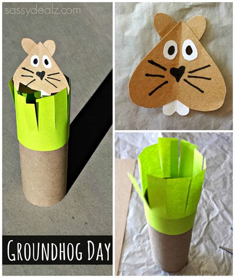 groundhog day crafts for groundhog day crafts for crafty morning