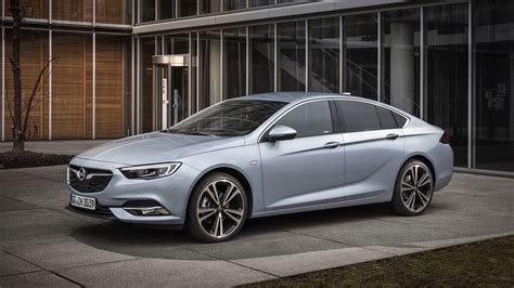Insignia Opel by Ncap Gives 5 To The 2017 Opel Insignia