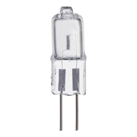 philips landscape light bulbs philips 417204 landscape lighting 20 watt t3 12 volt bi