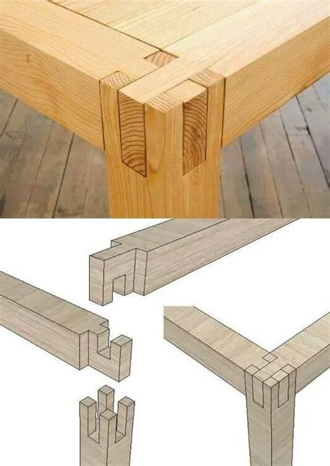 timber for woodworking best 25 wood joints ideas on woodworking