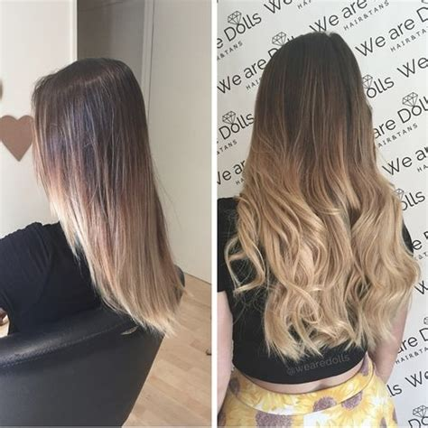 micro bead extensions 25 best ideas about micro bead hair extensions on