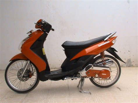 Jenis Motor Modifikasi by Gambar Jenis Modifikasi Yamaha Mio Modif Motor