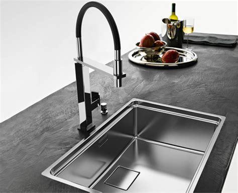 new kitchen sinks franke centinox stainless steel sink with spray jet swivel