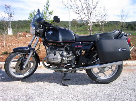 Bmw R65 by 1986 Bmw R65 Pics Specs And Information Onlymotorbikes
