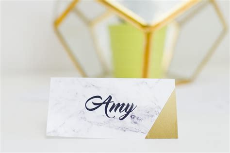 make place cards free make it marble free printable marble place cards