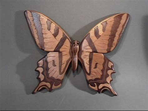 butterfly woodworking 1000 images about intarsia on