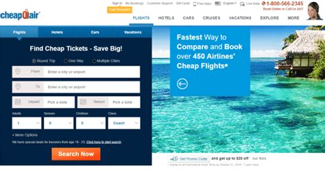 best airfare sites top 6 best airfare sites ranking best airline booking