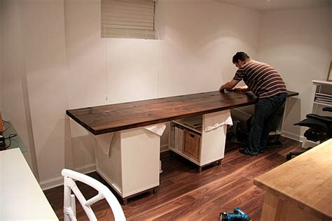 how to make office desk 20 diy desks that really work for your home office