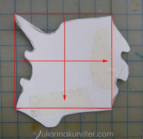 how to make a tessellation with an index card tessellations lesson