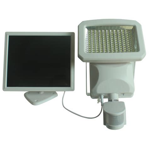 outdoor motion activated light nature power outdoor 144 led solar powered motion